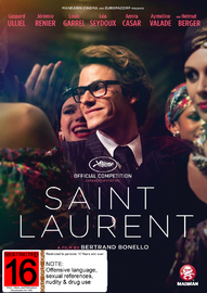 Saint Laurent on DVD