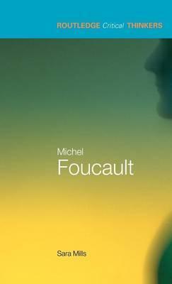 Michel Foucault by Sara Mills image