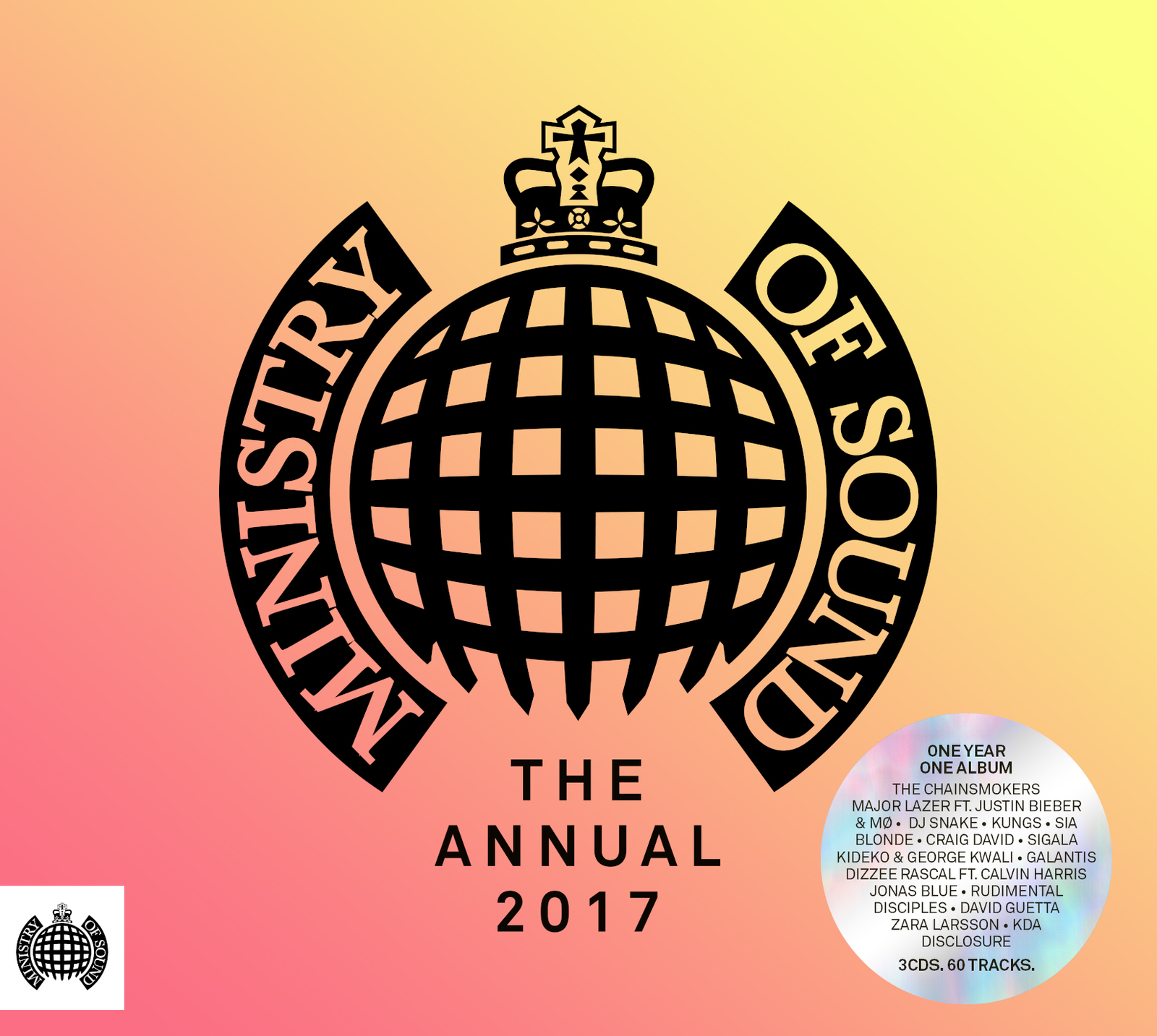 The Annual 2017 by Ministry Of Sound image