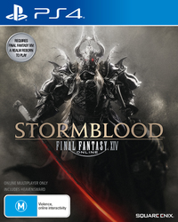 Final Fantasy XIV: Stormblood for PS4 image