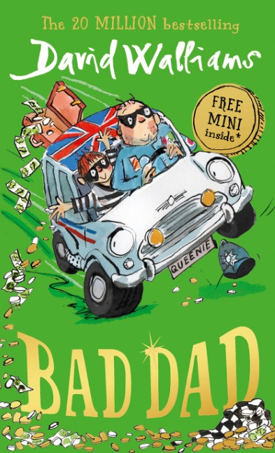 Bad Dad by David Walliams image