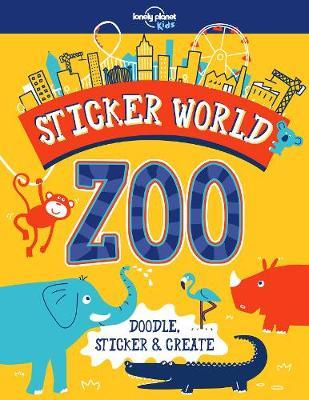 Sticker World - Zoo by Lonely Planet