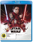 Star Wars: Episode VIII - The Last Jedi on Blu-ray