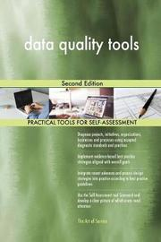 Data Quality Tools Second Edition by Gerardus Blokdyk image
