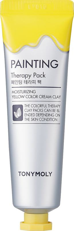 Tony Moly: Painting Therapy Pack - Moisturizing