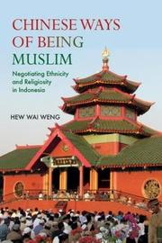 Chinese Ways of Being Muslim: Negotiating Ethnicity and Religiosity in Indonesia by Hew Wai Weng image
