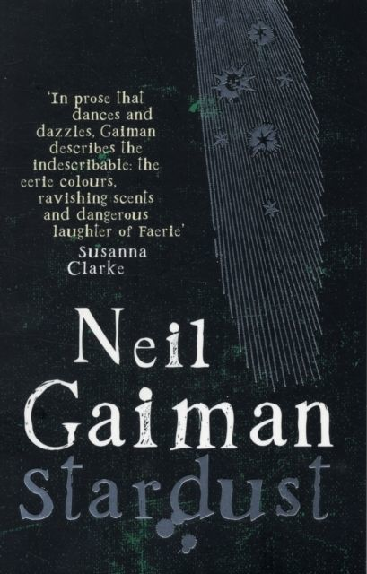 Stardust (black cover) by Neil Gaiman