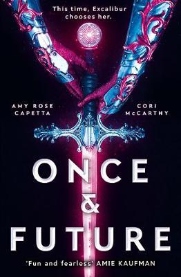 Once & Future by Amy Rose Capetta image