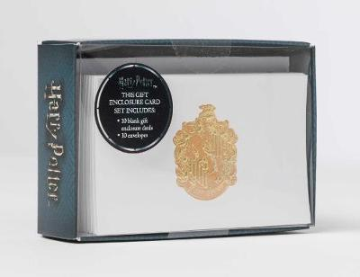 Harry Potter - Foil Gift Cards - Hufflepuff (10 Pack)
