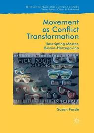 Movement as Conflict Transformation by Susan Forde image