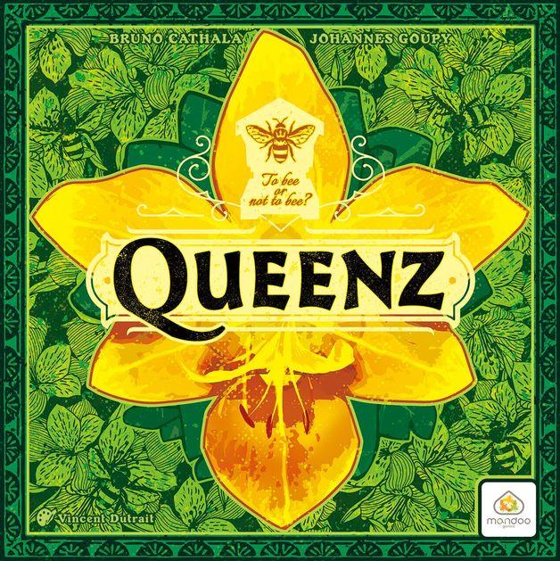 Queenz - Board Game