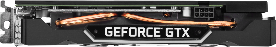 NVIDIA GeForce GTX 1660 SUPER GP OC 6GB Palit GPU image