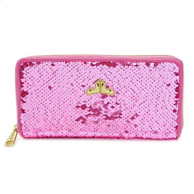 Loungefly: Sleeping Beauty - Reversible Sequin Purse
