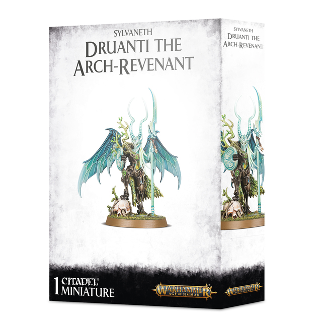 Warhamer Age of Sigmar: Sylvaneth, Druanti the Arch-Revenant