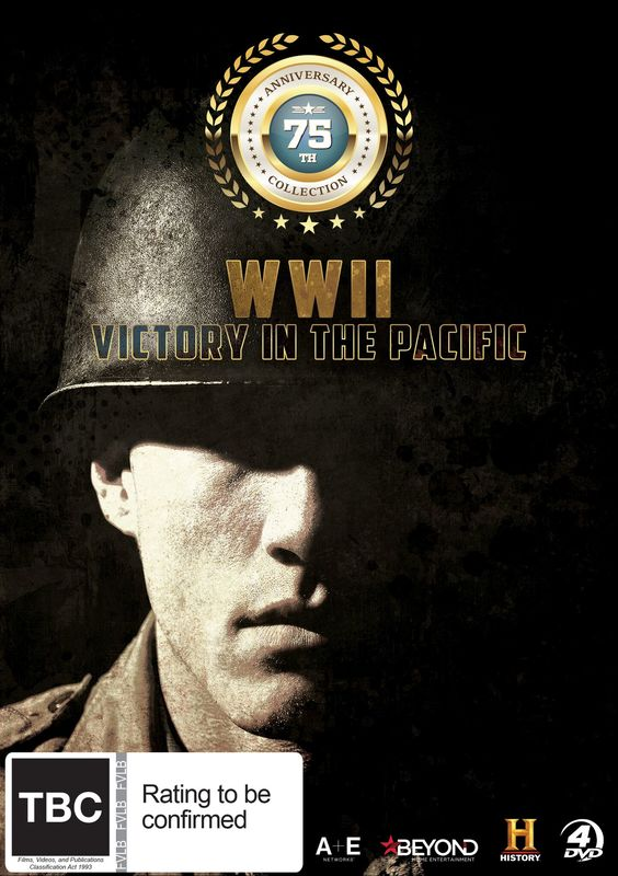 WWII Victory In The Pacific - 75th Anniversary Collection on DVD