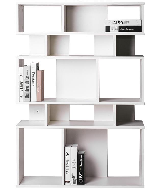 Orion Bookshelf - White