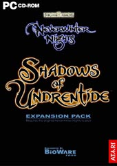 Neverwinter Nights: Shadows of Undrentide for PC