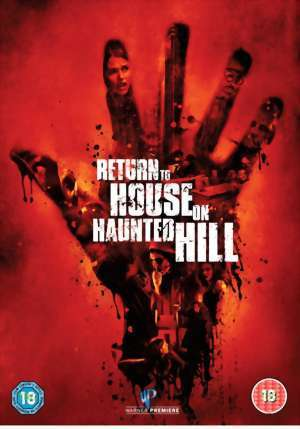 Return To House On Haunted Hill on DVD