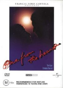 One From The Heart on DVD