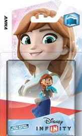 Disney Infinity Figure: Anna (PS3, Xbox 360, Wii U, Wii, 3DS) for