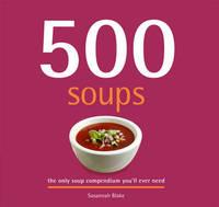 500 Soups by Susannah Blake