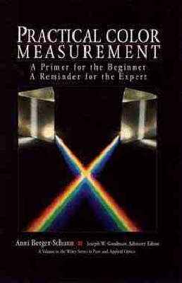 Practical Color Measurement by Anni Berger-Shunn