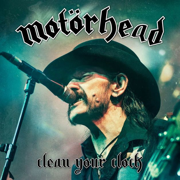 Clean Your Clock Audio CD in Jewel Case by Motorhead
