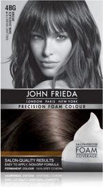 John Frieda - Precision Foam Colour: Brilliant Brunette - Dark Chocolate Brown (4BG)