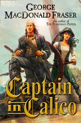 Captain in Calico by George MacDonald Fraser image
