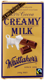 Whittaker's Creamy Milk Block (250g)