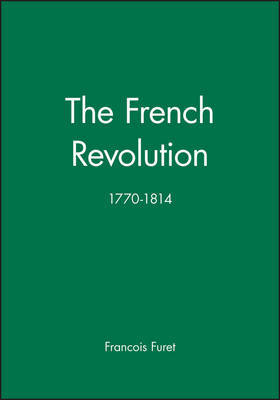The French Revolution by Francois Furet image