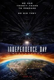 Independence Day: Resurgence DVD