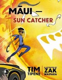 Maui - Sun Catcher by Tim Tipene
