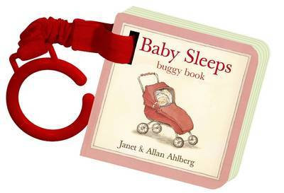 Baby Sleeps Buggy Book by Allan Ahlberg image
