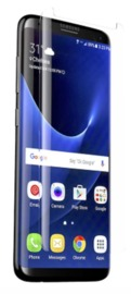 Samsung GS8+ ZAGG InvisibleShield Glass Contour image