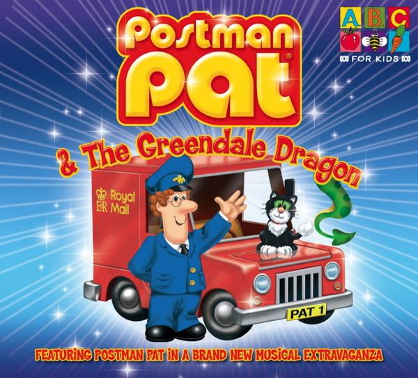 Postman Pat and The Greendale Dragon (CD) image