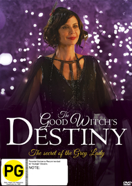 The Good Witch's Destiny on DVD