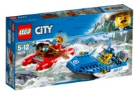 LEGO City: Wild River Escape (60176)