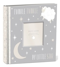 Lady Jayne: Boxed Photo Album - Twinkle Twinkle