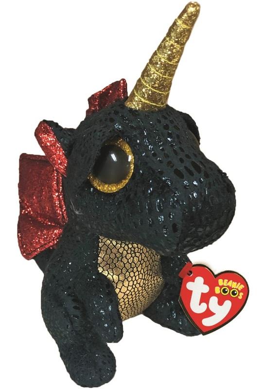Ty Beanie Boo: Grindal Dragon - Medium Plush