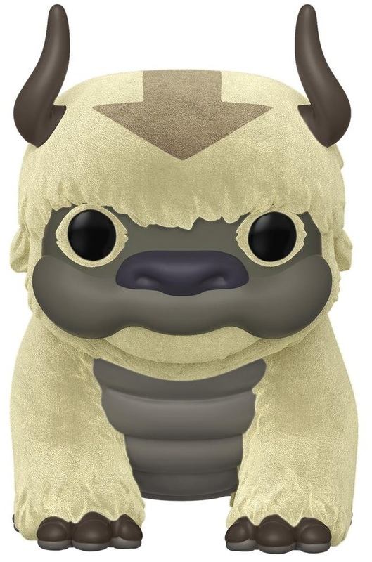 "Avatar: The Last Airbender - Appa (Flocked) - 6"" Pop! Vinyl Figure"