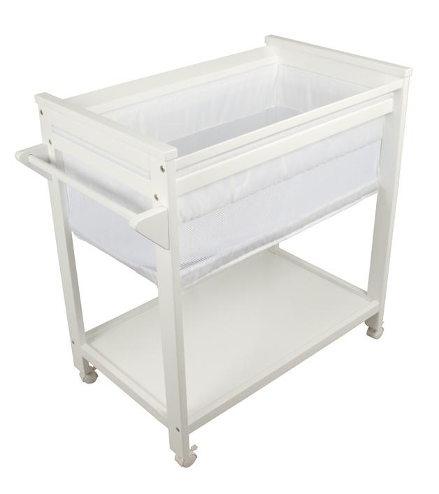 Bebe Care: Crib - White