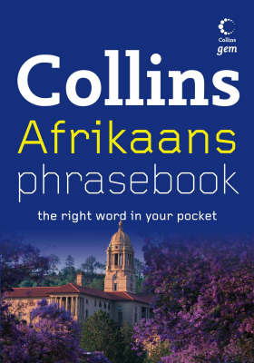 Afrikaans Phrasebook image
