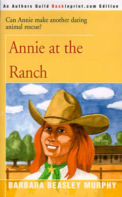 Annie at the Ranch by Barbara Beasley Murphy image