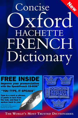 Concise Oxford-Hachette French Dictionary image