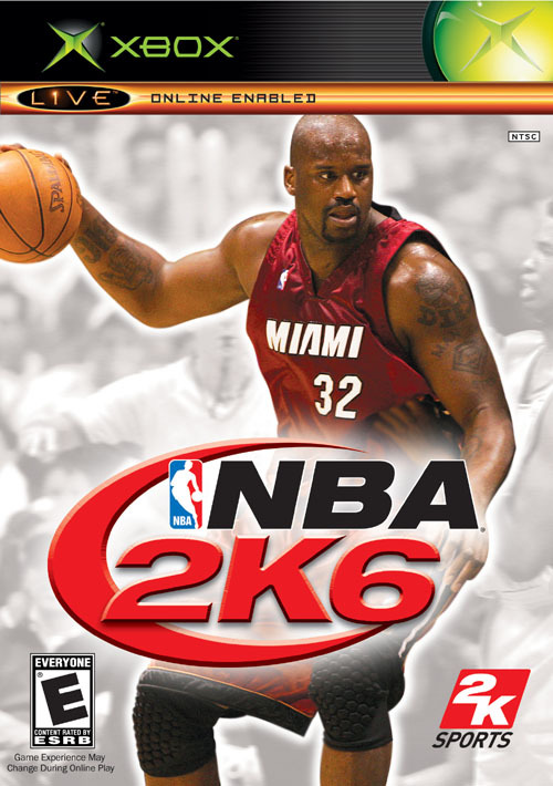 NBA 2K6 for Xbox