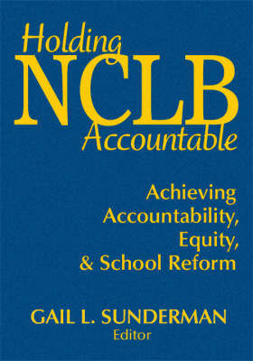 Holding NCLB Accountable image