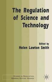 The Regulation of Science and Technology image