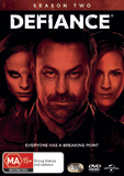 Defiance - The Complete Second Season DVD