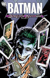 Batman Jokers Asylum TP Vol 02 by Landry Quinn Walker